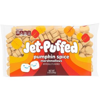 Jet Puffed Pumpkin Spice Mallow - 8oz