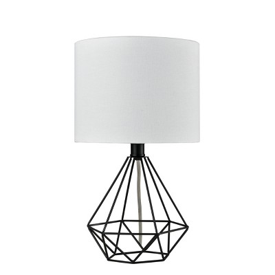 Wire Geo Table Lamp Black - Project 62™