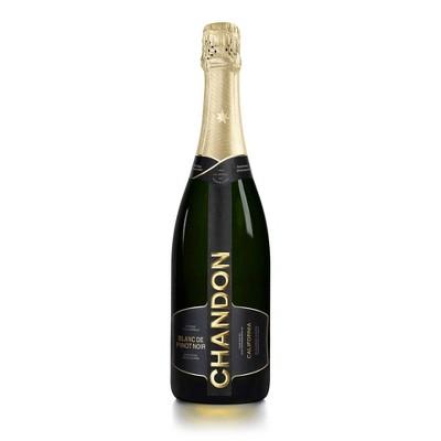 Chandon Blanc de Pinot Noir Sparkling Wine - 750ml Bottle