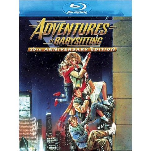 Adventures In Babysitting (Blu-ray) - image 1 of 1