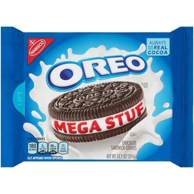 Cookies: Oreo Mega Stuf