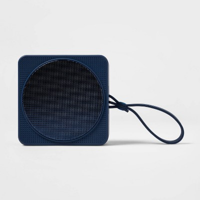heyday™ Small Portable Bluetooth Speaker with Loop - Dark Blue