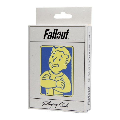 Fallout Vault Boy Playing Cards - image 1 of 4