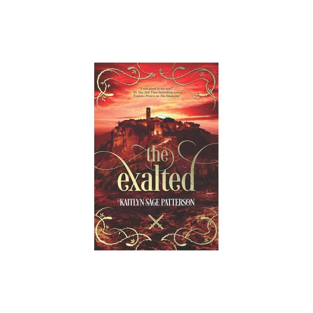 Exalted - Original by Kaitlyn Sage Patterson (Hardcover)