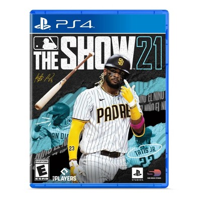 MLB The Show 21 PlayStation 4