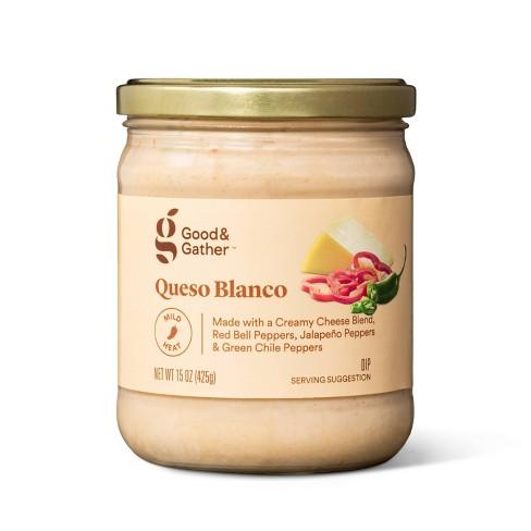 Queso Blanco 15oz - Good & Gather™ - image 1 of 2
