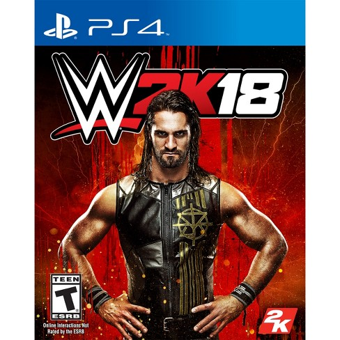 WWE 2K18 - PlayStation 4 - image 1 of 9