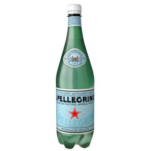 Sanpellegrino Sparkling Natural Flavored Sparkling Water - 33.8 fl oz - image 1 of 3