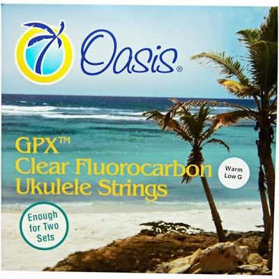 Oasis Warm Low G Ukulele Strings
