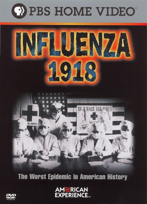 American experience:Influenza 1918 (DVD) - image 1 of 1