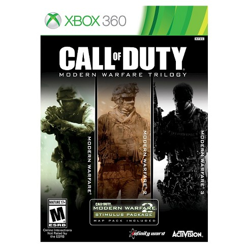 Call of Duty: Modern Warfare Trilogy Xbox 360 - image 1 of 2