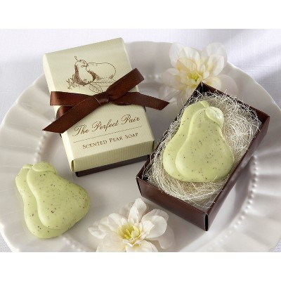 12ct Kate Aspen The Perfect Pair Pear Soap
