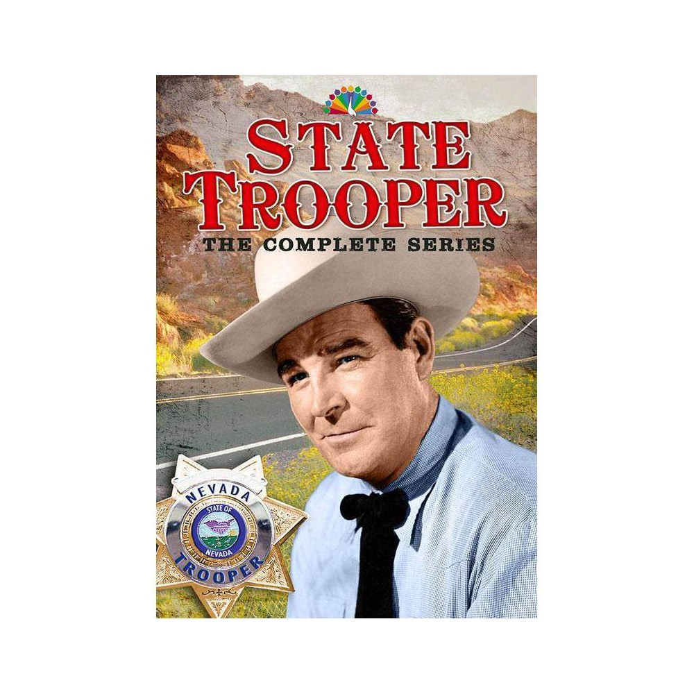 State Trooper: The Complete Series (DVD)(2014) Buy