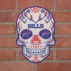 NFL Buffalo Bills Small Outdoor Skull Decal - image 2 of 2