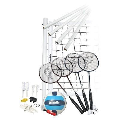 Franklin Sports Advance Badminton/ Volleyball Set