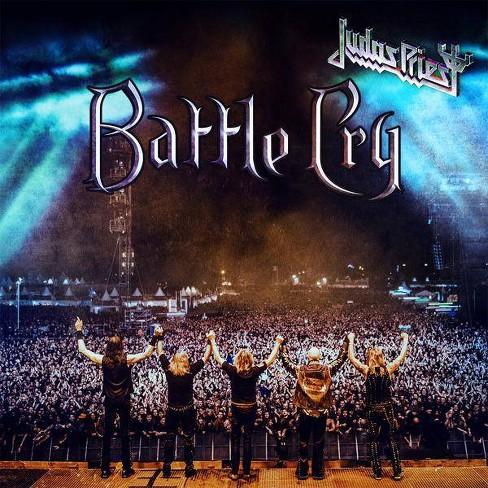 Judas Priest - Battle Cry (CD) - image 1 of 1
