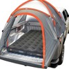 Rightline Gear Mid Size Truck Bed Twin Air Mattress with Electrical Pump - Gray - image 3 of 4