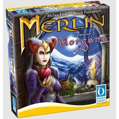 Merlin - Morgana Expansion Board Game