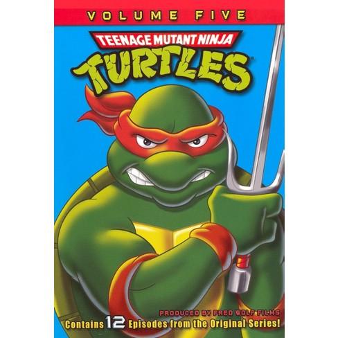 Teenage Mutant Ninja Turtles: Volume 5 - image 1 of 1