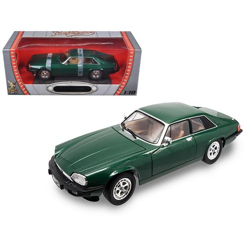 1975 Jaguar XJS Coupe Green 1/18 Diecast Car Model by Road Signature - image 1 of 1