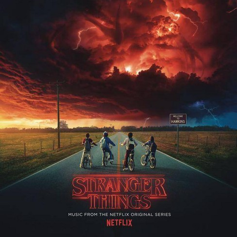 Various Artists - Stranger Things Music From The Netflix Original Series (Vinyl) - image 1 of 1