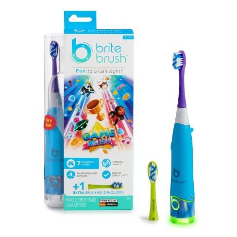 BriteBrush GameBrush Interactive Smart Kids Toothbrush - image 1 of 4