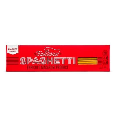 Spaghetti Pasta 16oz - Market Pantry™
