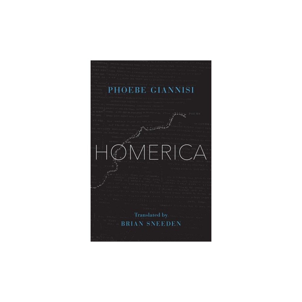 Homerica - by Phoebe Giannisi (Paperback)