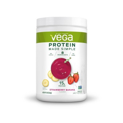 Protein & Meal Replacement: Vega Made Simple Protein