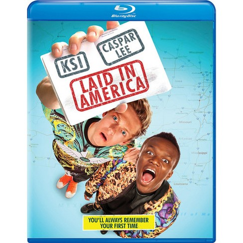 Laid In America (Blu-ray) - image 1 of 1