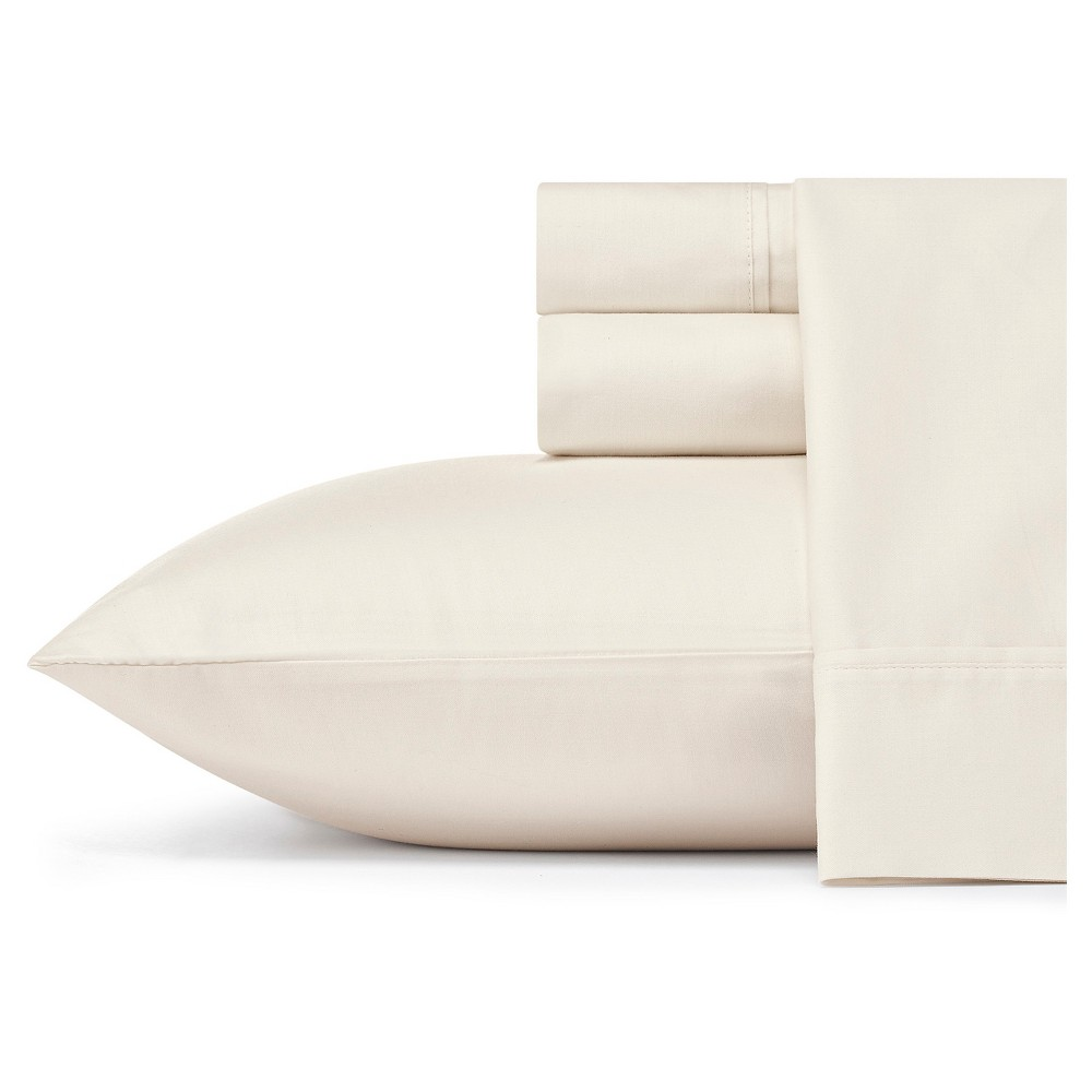 Solid Sheet Set (Queen) Ivory -Stone Cottage