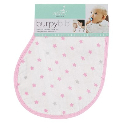 Aden + Anais Burpy Bib Single - Darling