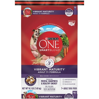 Dog Food: Purina ONE Vibrant Maturity