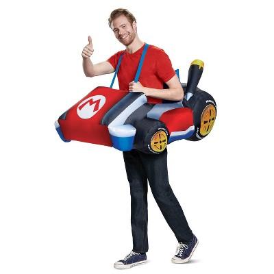 Adult Mario Kart Inflatable Halloween Costume