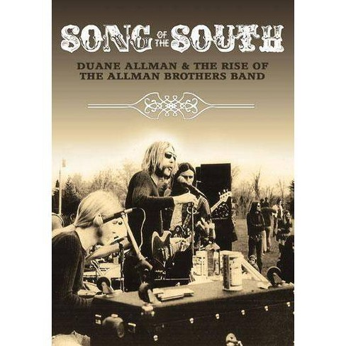 Song of the South: Duane Allman & The Rise of The Allman Brothers Band (DVD) - image 1 of 1