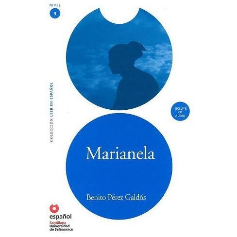 Marianela - (Leer en Espanol: Nivel 3) by  Benito Perez Galdos (Mixed media product) - image 1 of 1