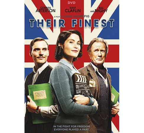 Their Finest (DVD) - image 1 of 1