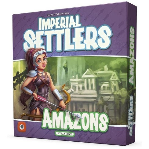 Imperial Settlers - Amazons Board Game - image 1 of 1