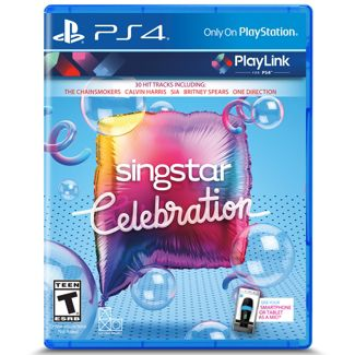 Singstar Celebration - PlayStation 4