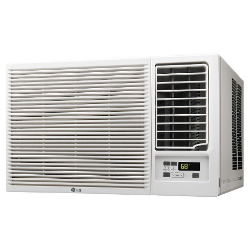 LG - 11500-BTU Energy Star 230V Thru-the-Wall Air Conditioner with Remote Control - White - image 1 of 3