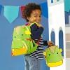 """Skip Hop Zoo Little & Toddler 12"""" Kids' Backpack - Dragon - image 3 of 4"""