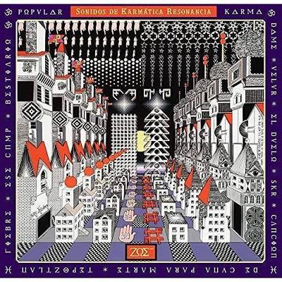 Zoe - Sonidos De Karmtica Resonancia (2 LP) (Vinyl)
