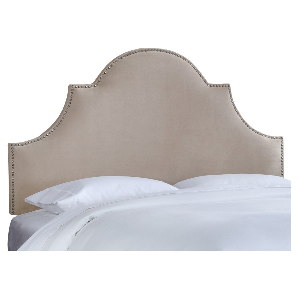 Chambers Headboard - Premier Platinum (Queen) - Skyline Furniture