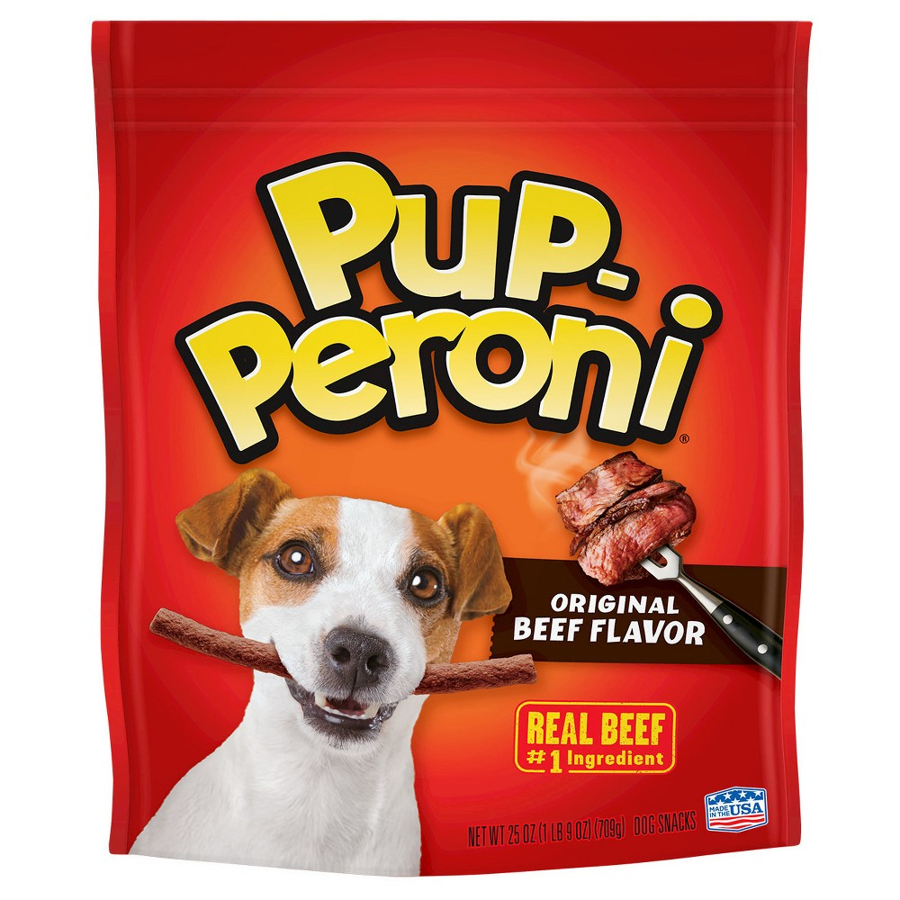 Pup-Peroni Beef Flavor Treat 25oz