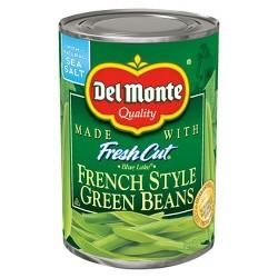 Del Monte Fresh Cut French Style Green Beans - 14.5oz
