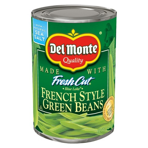 Del Monte Fresh Cut French Style Green Beans - 14.5oz - image 1 of 1