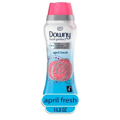 Downy Fresh Protect In-Wash April Fresh Scented Booster Beads - 14.8oz