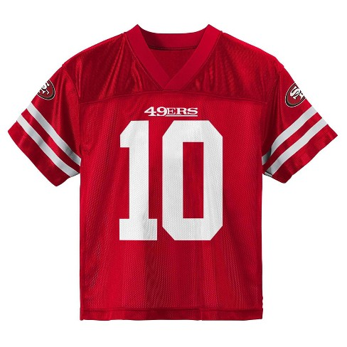 finest selection 91883 6ef75 NFL San Francisco 49Ers Boys' Garoppolo Jimmy Jersey - L
