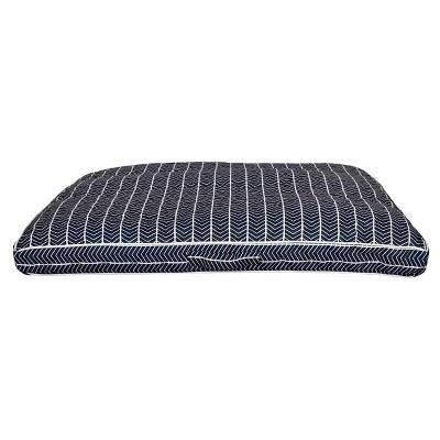 Print Mattress Pet Bed - XLarge - Navy - Boots & Barkley™