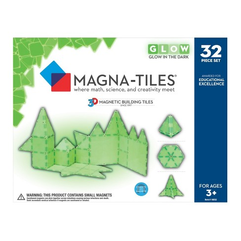 Magna-Tiles Magnetic Activity Set - image 1 of 9